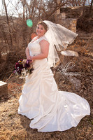 Jaci Little Bridal Portraits